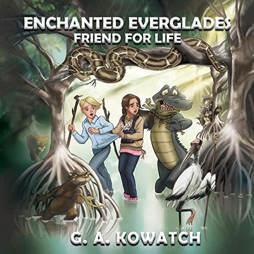 Couverture de Enchanted Everglades