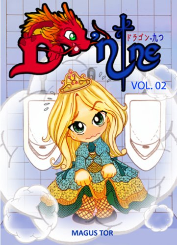 D'Nine Vol.02: #04 - #05 (D-Nine comics Book 2) (English Edition)