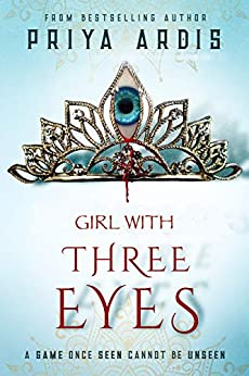 Book cover image for Girl With Three Eyes