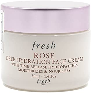 Fresh Rose Deep Hydration Face Cream 1.6oz (50ml