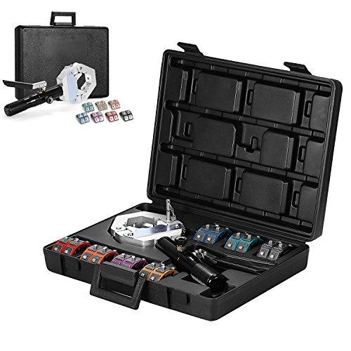 Autovictoria Hydraulic Hose Crimper Kit A/C Engarzadora de Manguera Hydra-Krimp Engarzadora de...