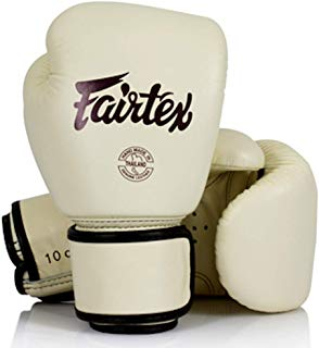 Fairtex Muay Thai BGV16 Compact Lightweight Genuine Leather Gloves, Boxing, MMA, UFC, Kick Boxing
