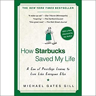 How Starbucks Saved My Life cover art