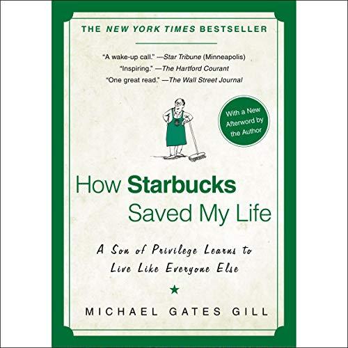 『How Starbucks Saved My Life』のカバーアート