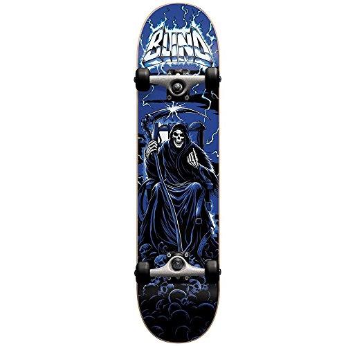 Blind Komplett Skateboard Lightning Blue, Blue, 8.0FU, 10511840