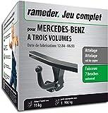 Rameder Attelage démontable avec Outil pour Mercedes-Benz A Trois VOLUMES + Faisceau 7 Broches (129882-00018-1-FR)