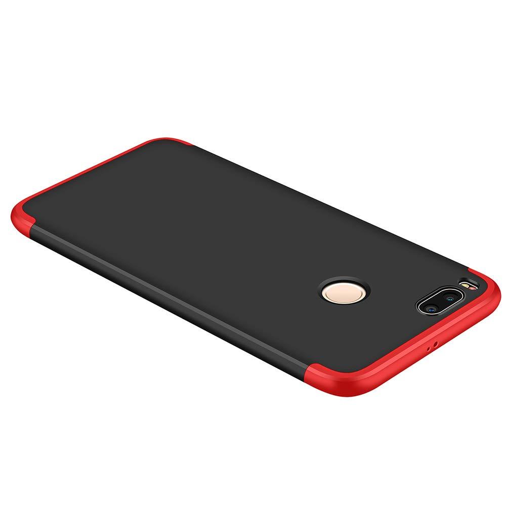 CLTPY Funda para Xiaomi Mi A1, [High Pro Shield] Carcasa [3 en 1 ...