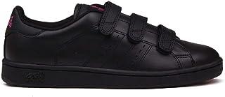 Lonsdale Leyton Chaussures de sport décontractées pour femme Dessus en cuir