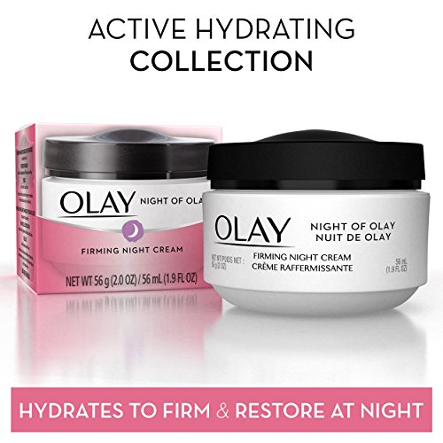 51+aMn1Pz4L - Night Cream by Olay Night Firming Cream 1.9 Ounce (56ml) (3 Pack) (Packaging may vary)