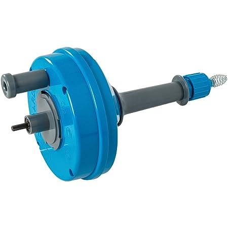 Silverline 987173 Furet actionné par perceuse électrique, Blue