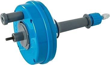 Silverline 987173 pijpreinigingsgereedschap voor booraandrijving, blauw