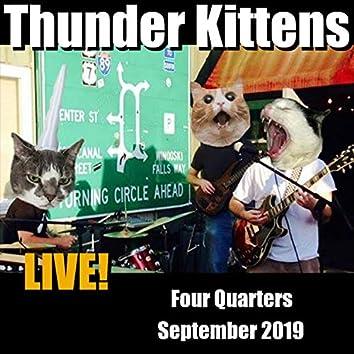 Four Quarters, Live!