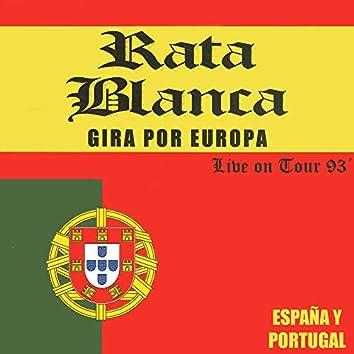 Gira Europa 93´ (Live On Tour)