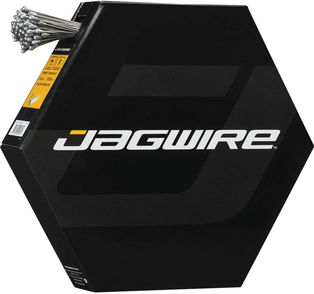 Jagwire Sport Brake Safety and trust Cable 1.5x2000mm Stainless SRAM San Diego Mall Shiman Slick