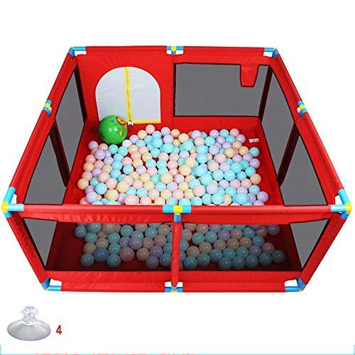 HUO Baby Spiel Zaun Indoor Baby Kleinkind Zaun Home Ball Pool Spielzeug Kind Bruchsichere Zaun-8 Modelle (größe : A1)