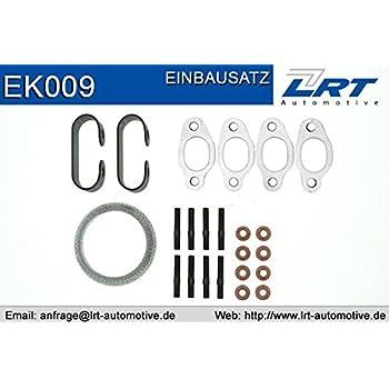 Abgaskr/ümmer LRT EK008 Montagesatz