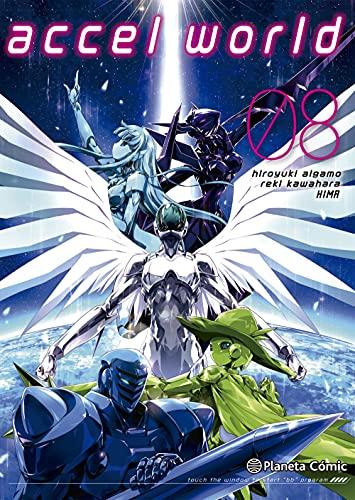 Accel World nº 08/08 (Manga Shonen)