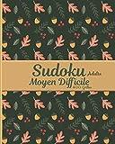 Sudoku Adulte Moyen Difficile 400 Grilles: Sudoku Moyen Difficile Puzzle Pour Se Détendre & Relaxer Niveau Intermédiaire Avancé Cahier d'Activité ... & Homme Collection Automne Série Octobre