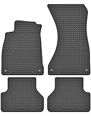 Gumowe dywaniki samochodowe dedykowane do Audi A4 B9 / A5 F5 (od 2015)