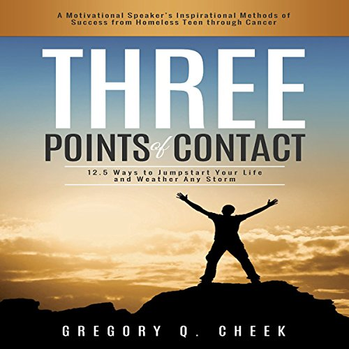 Three Points of Contact audiobook cover art