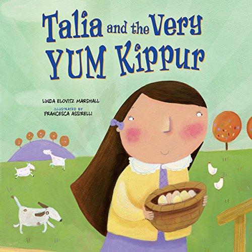 Talia and the Very Yum Kippur copertina