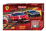 Carrera EVOLUTION Ferrari Trophy 20025230 Autorennbahn Set