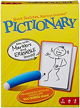Pictionary Quick Drawing Board & Guessing Game