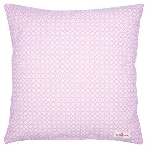 Helle Kissen ohne Füllung pale pink 40 x 40 cm