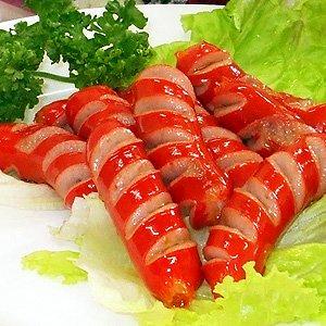 ウインナー 業務用 赤ウインナー (1kg)