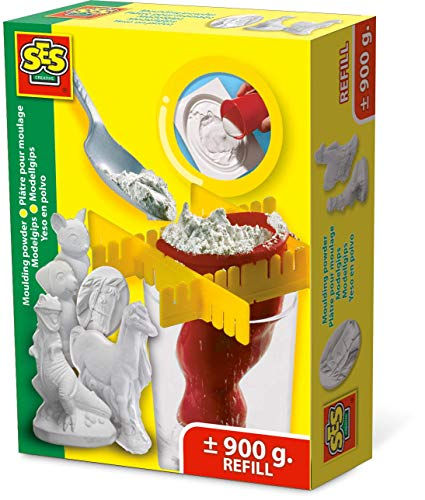 SES Creative 01135 Modelliergips