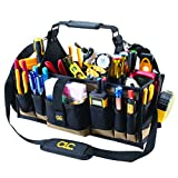 Custom Leathercraft CLC 1530 43-Pocket Electrical and Maintenance Tool Carrier