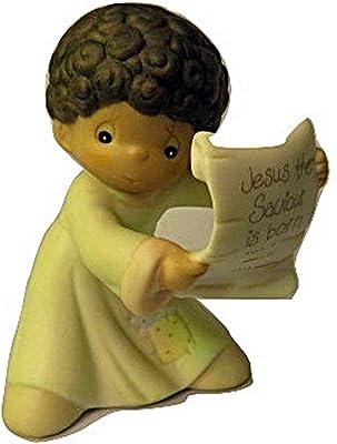 Amazon.com: Figura de escultura pintada a mano, diseño de ...