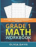 Grade 1 Math Workbook: 100 Addition and Subtraction Problem worksheets - Timed - Reproducible with Answer Key