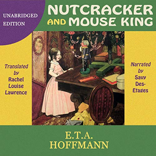 Nutcracker and Mouse King cover art