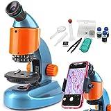 Gosky Mikroskop-Set für Kinder und Anfänger