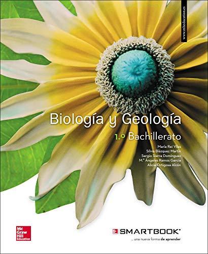 LA+SB Biologia y Geologia 1 Bachillerato.