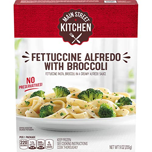 Main Street Kitchen Fettuccini Alfredo, 108 oz