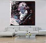 Beethoven Von Andy Warhol Moderne Wohnkultur Bilder Für