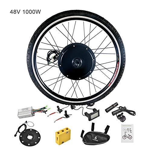 Murtisol Electric Bicycle Motor Conversion Kit-LCD...