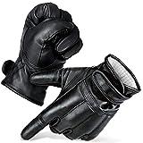 Black Snake® Guantes de arena de cuarzo Security Defender 'De5' | Guantes de...