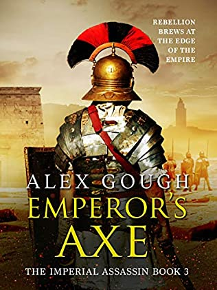 book cover of Emperor\'s Axe