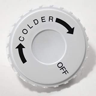 216591506 Freezer Temperature Control Knob Genuine Original Equipment Manufacturer (OEM) Part