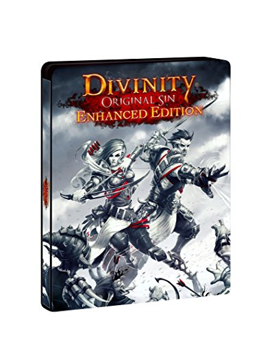 Steelbook Divinity : Original Sin - enhanced edition - [Edizione: Francia]