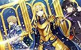 Sword Art Online: 300/500/1000/1500 Piezas De Animación De Rompecabezas, Cada Pieza Es Un Divertido Rompecabezas De Descompresión único Y Desafiante (1500Pieces)