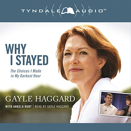 Why I Stayed audiobook cover art