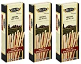 Alessi Thin Garlic Breadsticks, 4.4 Ounce (Pack of 3)