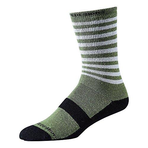 Troy Lee Camber Socks, Grün, 6-9 Jahre