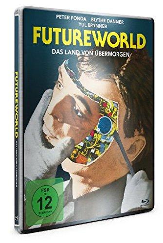 Futureworld - Das Land von übermorgen - Steelbook [Blu-ray]