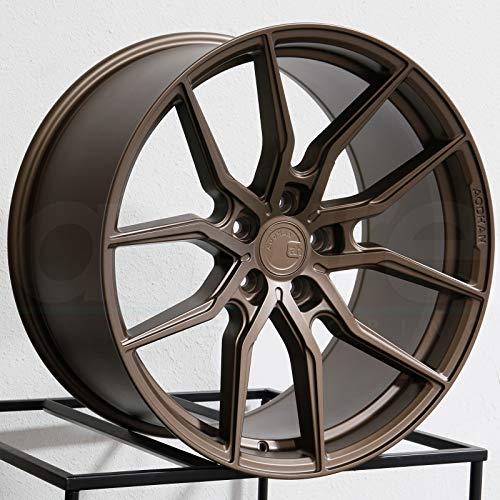 20x10.5 Aodhan AFF1 5x120 35 Bronze Wheel Rim 72.6