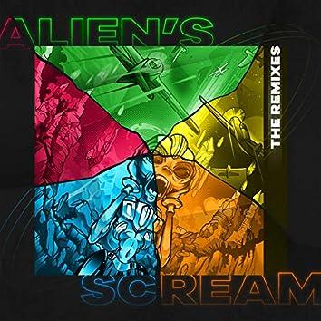 Alien´s Scream - The Remixes (Remix)